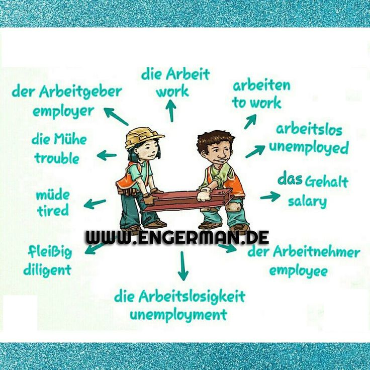 760 best Deutsch images on Pinterest Languages, German language - home office arbeitnehmer arbeitgeber