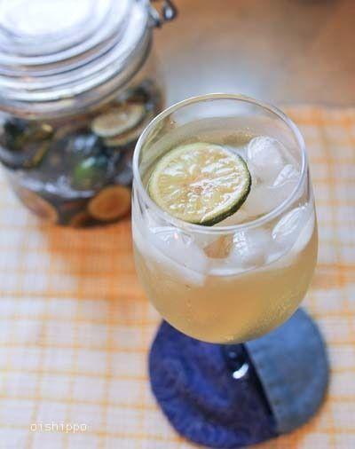 天然すだちジュース、すだちの砂糖漬け by おいしっぽさん   レシピ ...