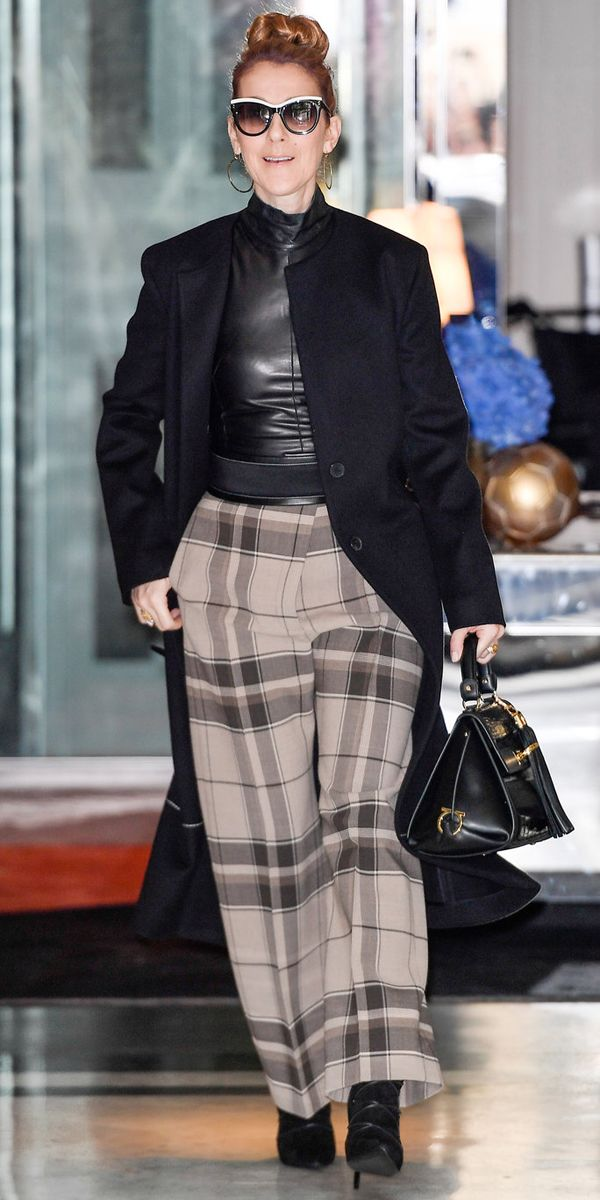 b24239dbd Fashion Trend 2018 20 Best Fashion Looks of 2018: Celine Dion #vouge ...