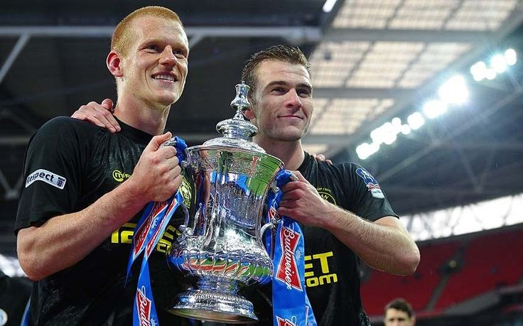 FA Cup final 2013: Wigan Athletic hero Ben Watson feared career was over - Telegraph