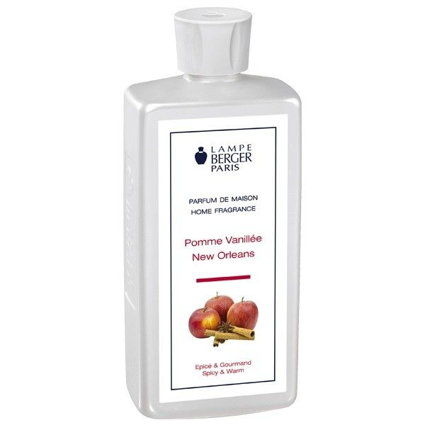 Stunning Pomme Vanille ml Lampe Berger This Lampe Berger aroma is particularly fruity with light hints