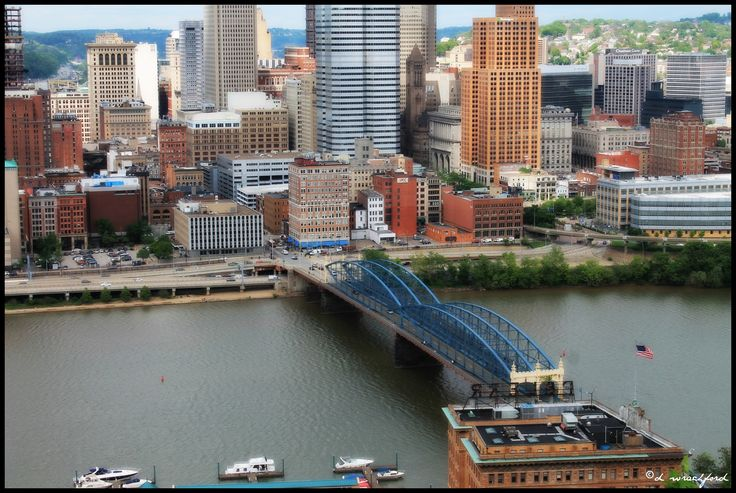 Smithfield st bridge pittsburgh pa i have a thing for for Pool design mcmurray pa
