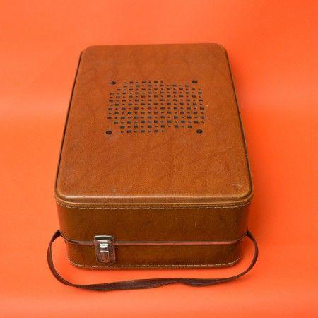 #Teppaz Portable Record Player - Pedlars Friday Vintage - Pedlars #Vintage
