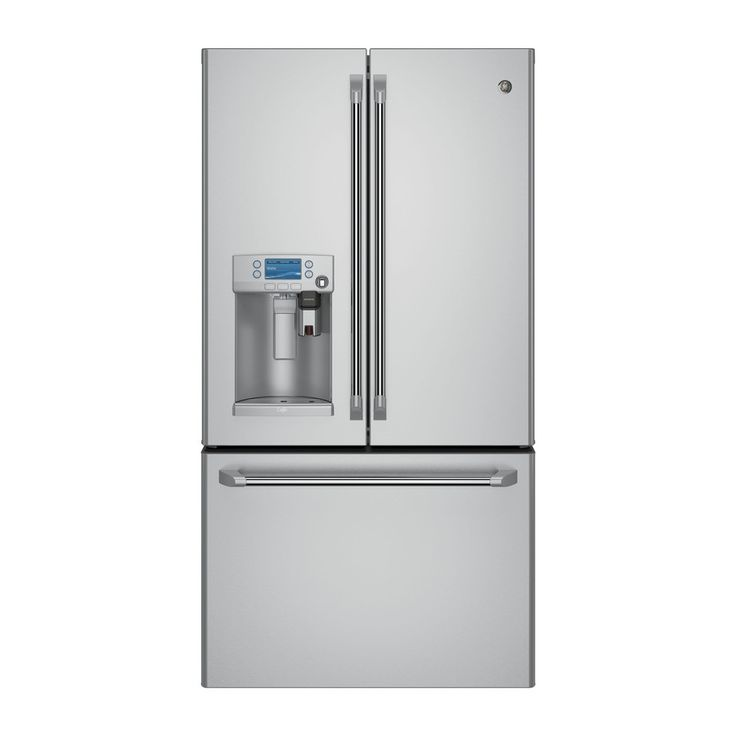 ... Door Refrigerator with Single Ice Maker (Stainless Steel) ENERGY STAR