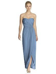 Dessy Collection Style 2882 windsor blue http://www.dessy.com/dresses/bridesmaid/2882/