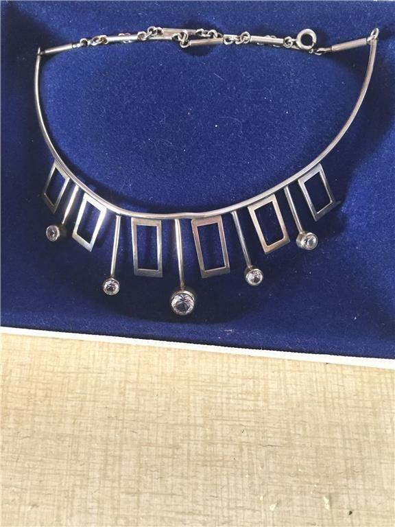 Alton tiara/halsband! 1960-tal på Tradera.com - Övriga designersmycken |