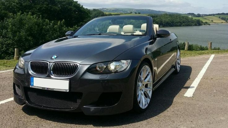 BMW 325 M Sport M3 Convertible