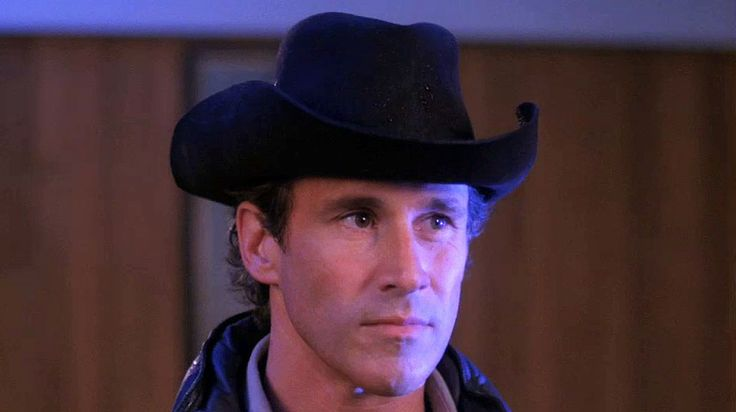 Michael Ontkean as Sheriff Harry S. Truman in Twin Peaks