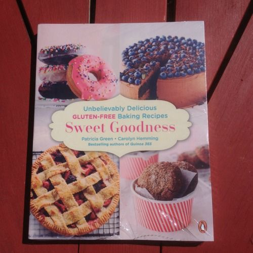 Sweet Goodness is awesome – this cookbook takes traditional recipes and makes them gluten-free while maintaining (or improving) their flavour. For the purposes of this blog post I tried two of the gluten-free recipes in this cookbook and both were better (that's right tastier, more delicious – BETTER) than the traditional recipe I have had for years| gluten-free, recipe, review, cookbook, Sweet Goodness | A review by Tracy Noble