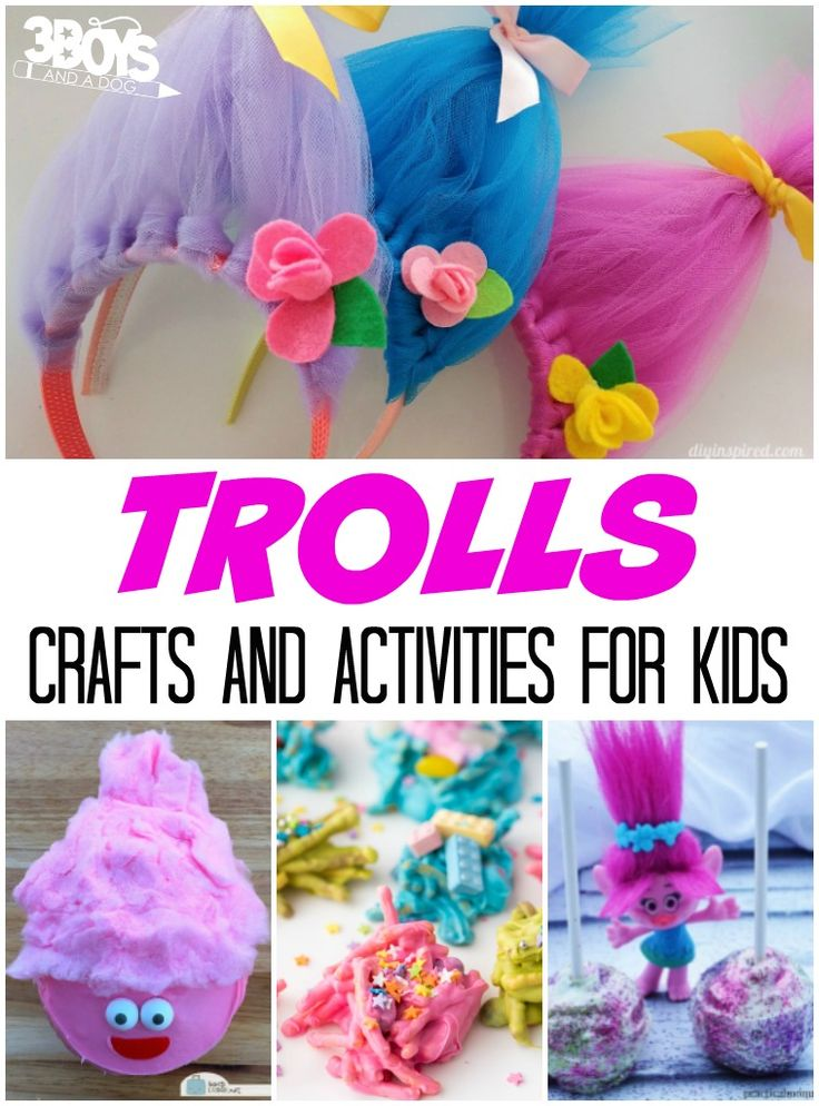 Pin10 Tweet Share +1 Share StumbleNow that the movieTrollshas been released, lots of kids have Trolls fever! They're excited about anything having to do with those tiny little tall-haired gnomes…lol! It's always fun to put together a themed craft or activity with little children and theseTrolls crafts and activities for kids are perfect for little […]