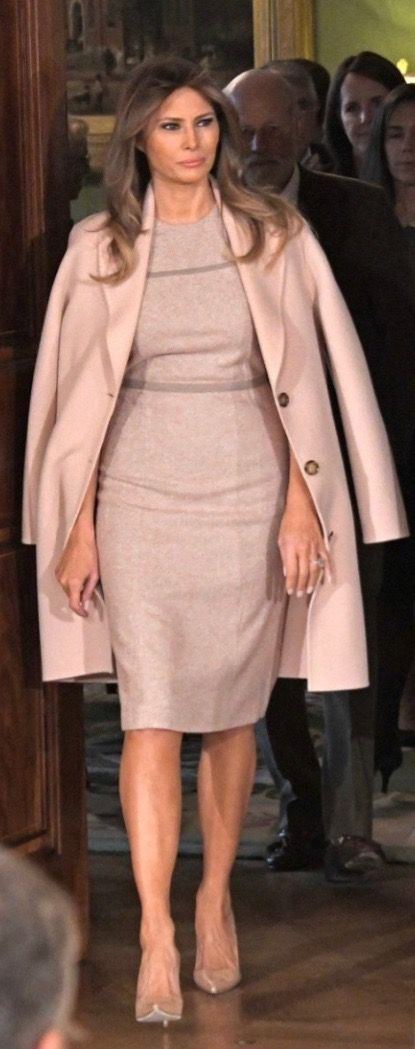 First Lady Melania Trump | めらにあ | Pinterest