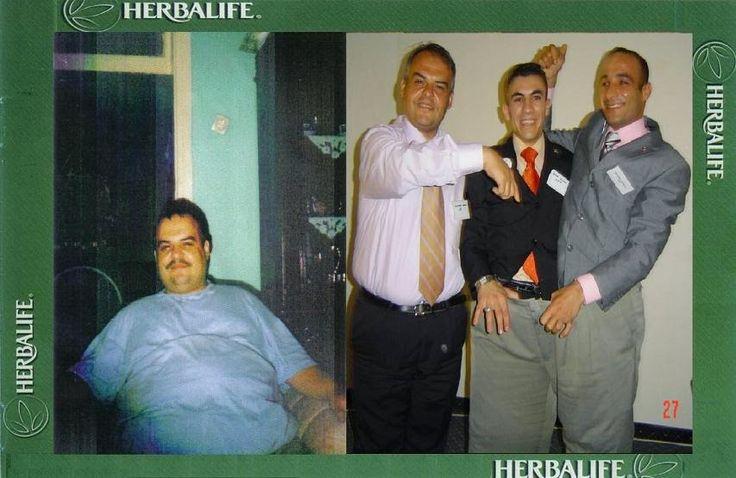 Herbalife Kullanarak Zayıflayanlar