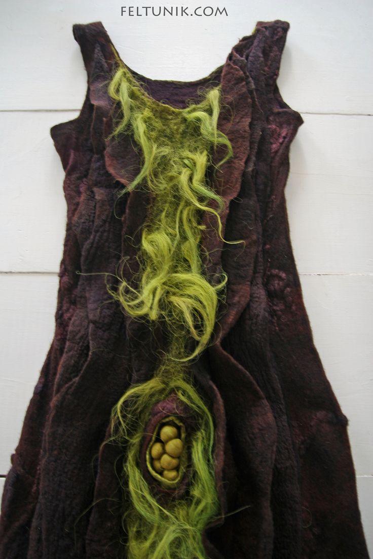 """""""Gaia"""" an art project- sculptural dress form"""