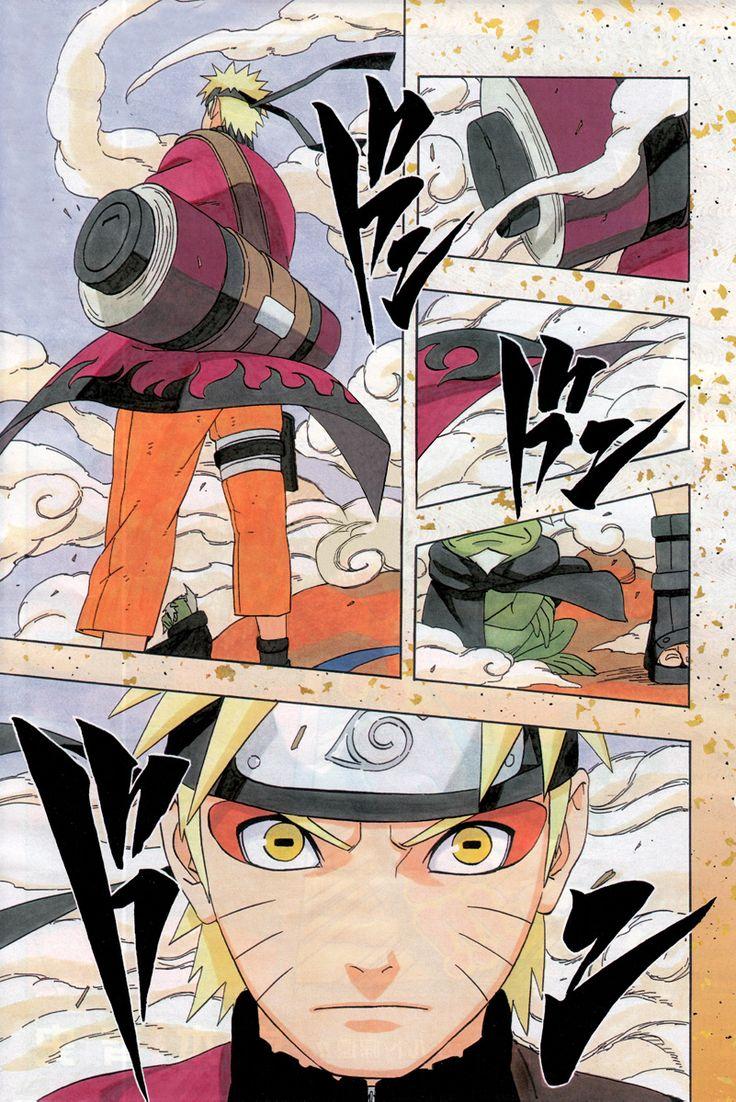 Naruto Manga 430 Español Online HD Descargar Gratis