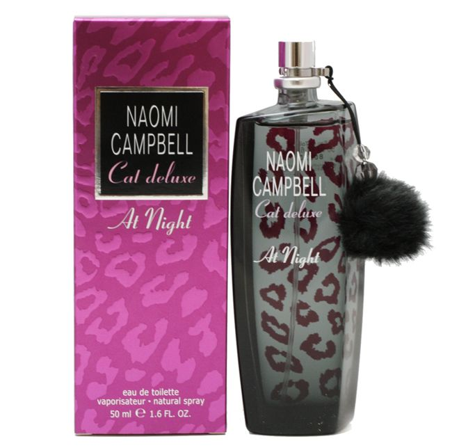 Naomi Campbell's Cat Deluxe At Night: Had it when I was in College. I love this fragrance but I won't buy it again, I want it to remind me of my youthful years.