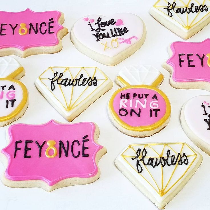 Feyoncé engagement cookies