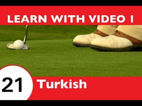 Learn Turkish with Video - Learning Turkish Vocabulary for Common Animals Is a Walk in the Park! - YouTube