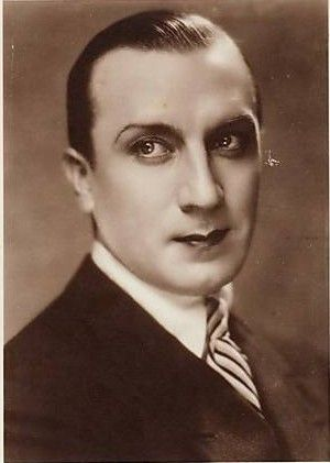 Ivan Mosjoukine, starred in Pikovaya Dama (Queen of Spades) and Father Sergius amongst others.