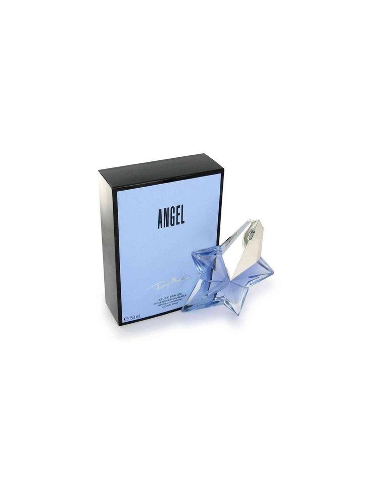 angel thierry mugler parfum Recharge pas cher Vapo 50 ml parfumerie