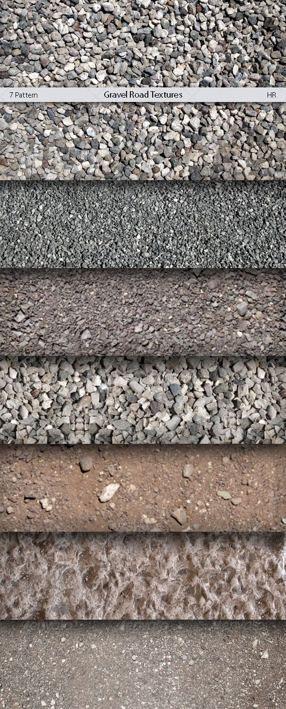 Textures architecture roads roads dirt road texture seamless - Gravel Road Patterns