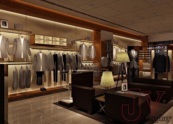Menswear Shop Interior Design Store Design Interior Shop Interior Design Clothing Boutique Interior