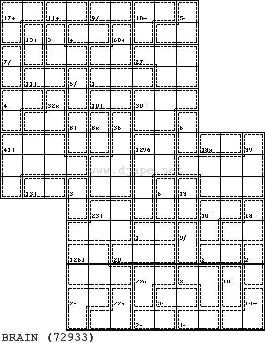 Les 228 meilleures images du tableau sudoku sur Pinterest