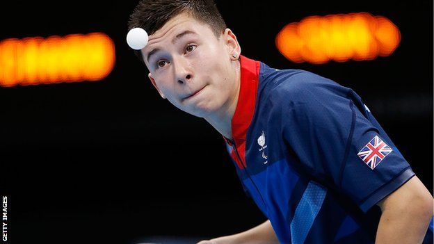 Paralympics 2012: Great Britain men win bronze in table tennis
