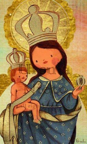 Virgen de la Cinta