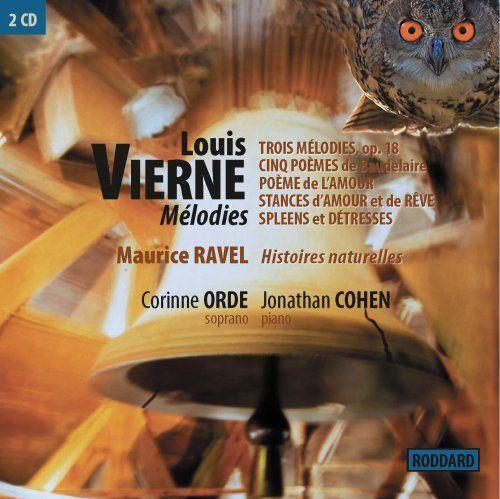 Orde/Cohen - Louis Vierne-Melodies, Blue