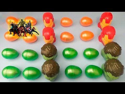 Learn Patterns for Kids with Surprise Eggs! Opening Surprise Eggs filled with Marvel Avengers Toys! Learn Patterns for Toddlers Kids with Surprise Eggs! Opening Surprise Eggs filled with Marvel Avengers Surprise Toys! https://youtu.be/L9U24r-eM4o  FREE SUBSCRIBE: https://www.youtube.com/channel/UC2ObW8FOntd5Mcgr9Wo8OUA?sub_confirmation=1  Kinder Sorpresa Kinder Joy Kinder Überraschung Kinder Ovo Киндер Сюрприз Kinderegg Kinderüberraschung Verrassingsei Kinderschokolade Kinderueberraschung…