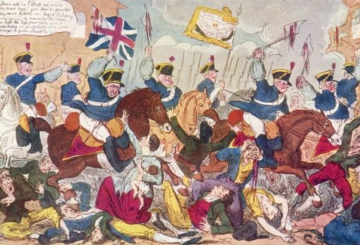 The Peterloo Massacre, the Levellers and the Chartists: why have we forgotten our radical history?  http://www.newstatesman.com/politics/2013/08/peterloo-massacre-levellers-and-chartists-why-have-we-forgotten-our-radical-history