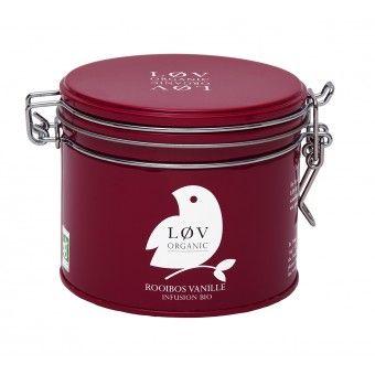 Løv Organic-Tee Rooibos Vanille