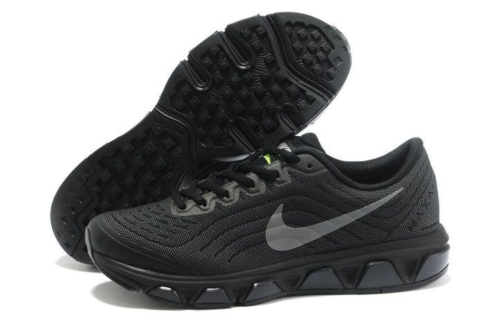 Get Nice Lacné Nike Air Max Tailwind 6 Čierne Dámske Topánky s Safe Shipping