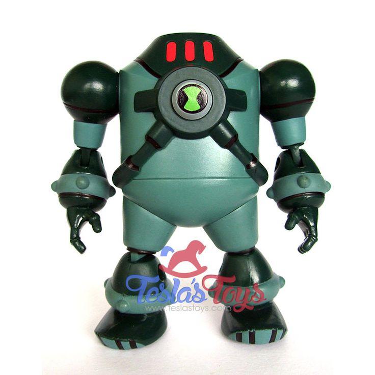 Ben 10 Ultimate Alien Action Figure - NRG (Loose), 11.99  #actionfigure #ben10 #ben10ultimatealien #nrg