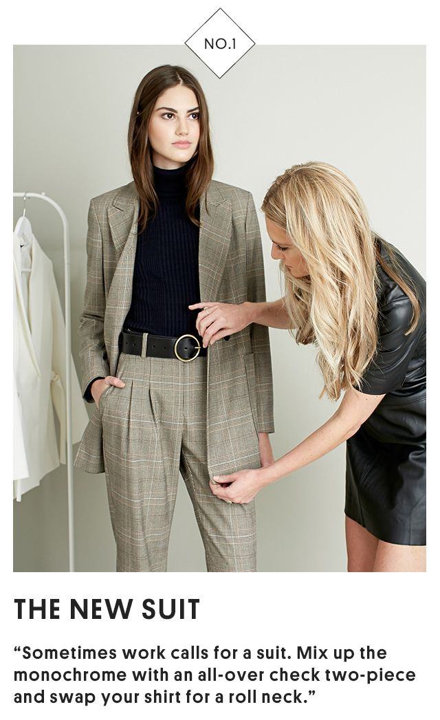 Workwear with Personal Shopping 2