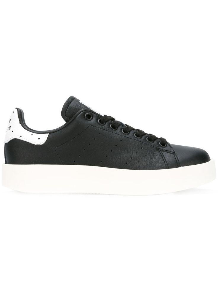 Haz clic para ver los detalles. Env�os gratis a toda Espa�a. Adidas  Originals - Stan Smith Bold Sneakers - Women - Leather/Polyester/Rubber ...
