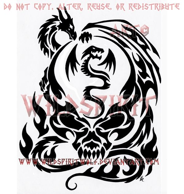 Sky Song Dragon And Phoenix Infinity Design By