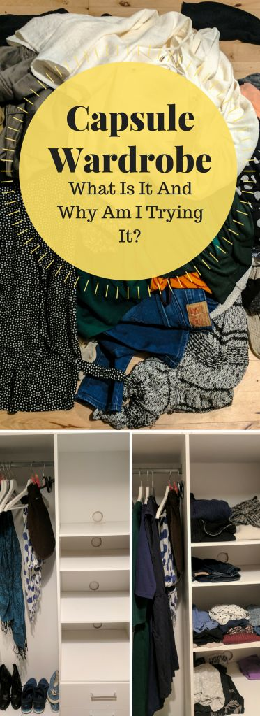 Ever wondered what a capsule wardrobe is? I answer that question and many more in my post about my first capsule wardrobe