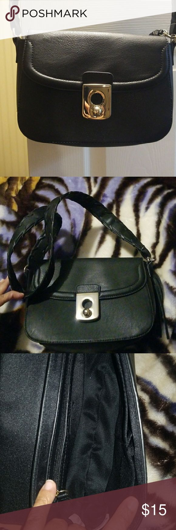 Target purse Black new with tags/shoulder purse massimo Bags Shoulder Bags