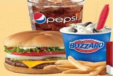 Buy One Get One Free Blizzard at Dairy Queen