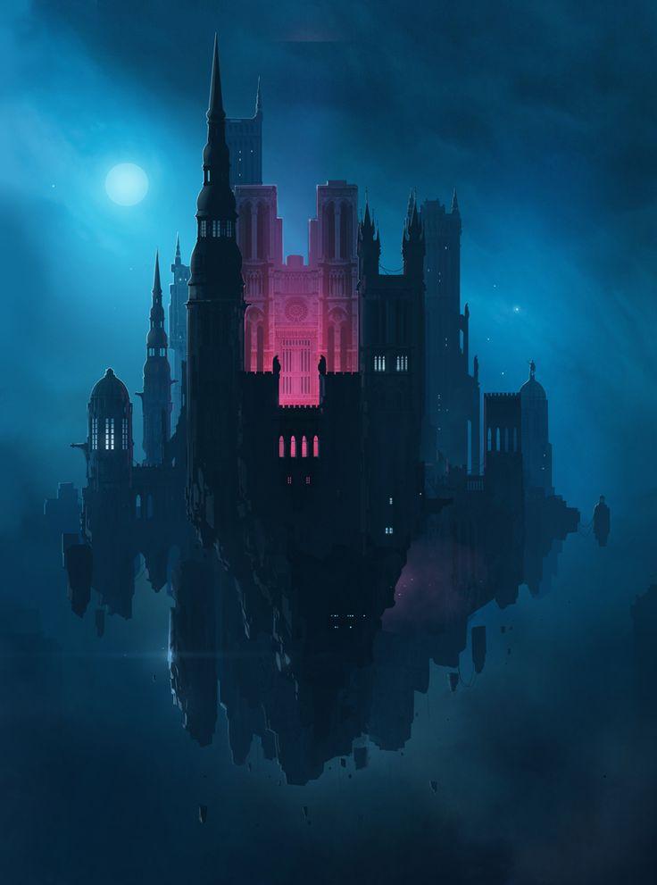 'Gothicus' by ~sketchboook