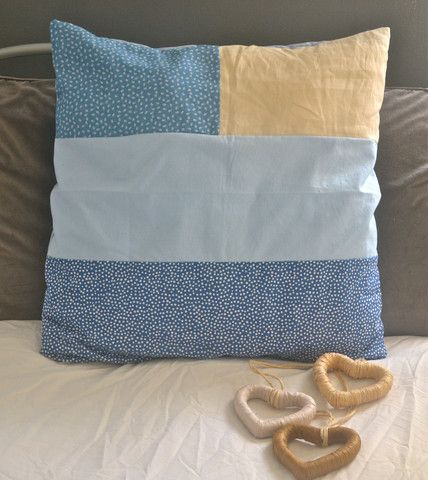 Handcrafted European Pillow. All cushion come with insert and can Be made to suit your colour choice. www.amiamo.com.au