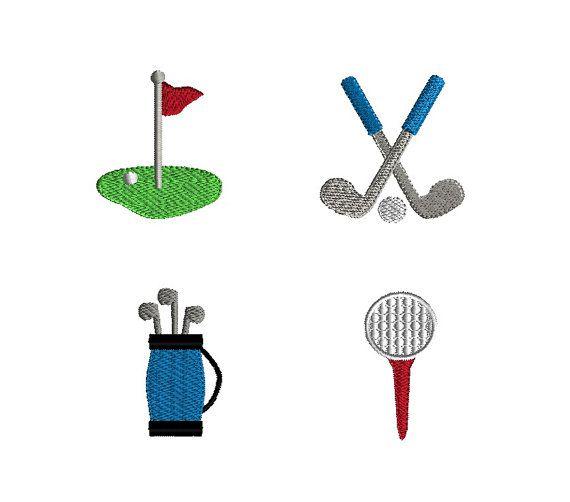 Minigolf borduurwerk ontwerpen voor machine borduurwerk.  U moet een borduur-machine om steek dit ontwerp te kunnen hebben. U zal zitten kundig voor downloaden naar de vijl met het ontwerp als aankoop en betaling voltooid zijn.  De ontwerpen die u ontvangt zijn: Golftas Golfclubs Golfbal Golf Green  Maten en steek graven zijn als volgt:  Golf Bag- . 54x.96 (685 steken) .81 x1.45 (1179 steken) 1.11 x1.96 (1868-steken)  Golfclubs- . 93x.96 (780 steken) 1.41 x1.46 (1415 steken) 1.90 x1.96 (2176…