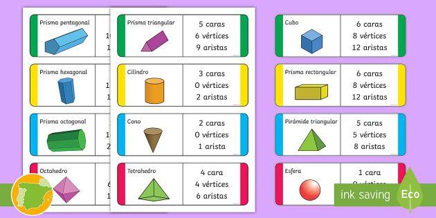 Imagen Relacionada Imagenes De Cuerpos Geometricos Prismas Y Piramides Imagenes De Prismas