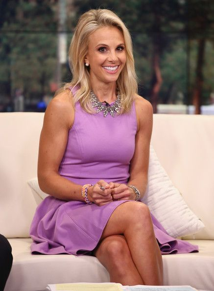 Elisabeth Hasselbeck - Elisabeth Hasselbeck Makes Her 'Fox' Debut — Part 2