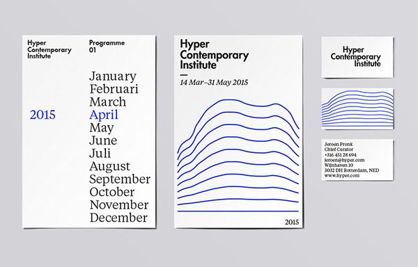 color-matching-system: The Hyper Contemporary Institute | Visualgraphc