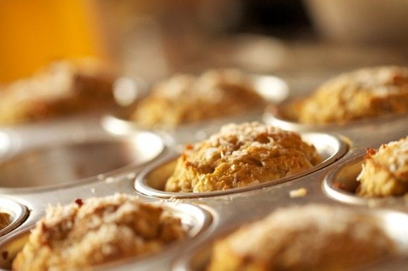 grain free coconut banana muffinsCoconut Flour Muffins, Bananas Muffins, Bananas Coconut, Gluten Free Muffins, Coconut Bananas, Coconut Oil, Grains Free, Coconut Muffins, Coconut Flour Recipes