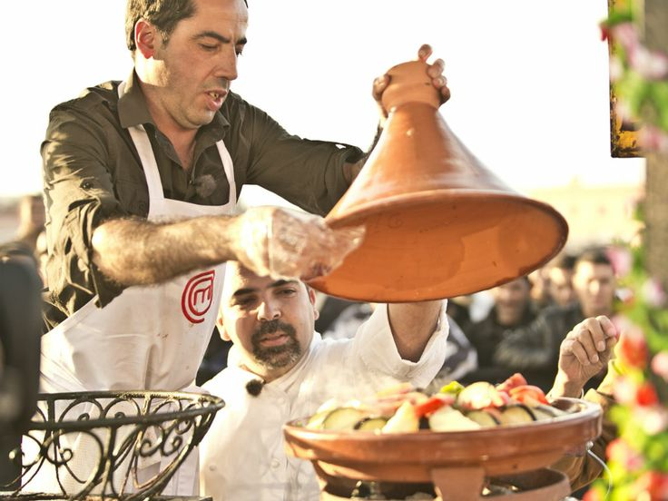 Prova Exterior foi em Marrocos #mastercheftvi