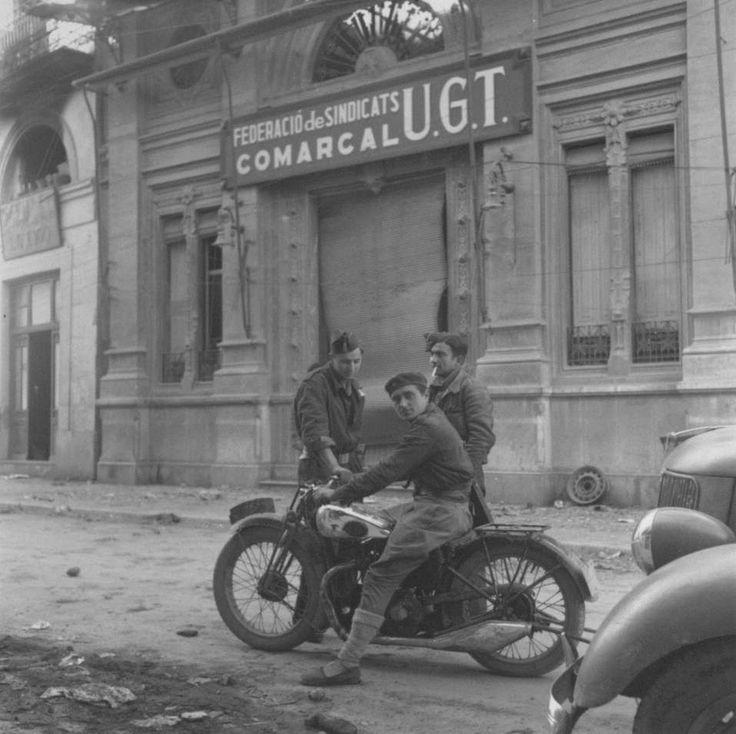 Spain - 1936-38. - International Brigade