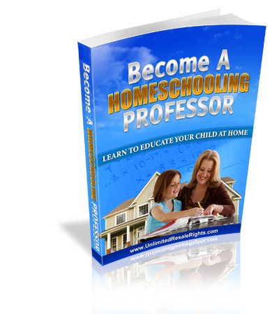 Become A Homeschooling Professor